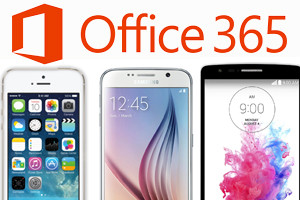 Installing Office 365 Mail on Mobile Devices